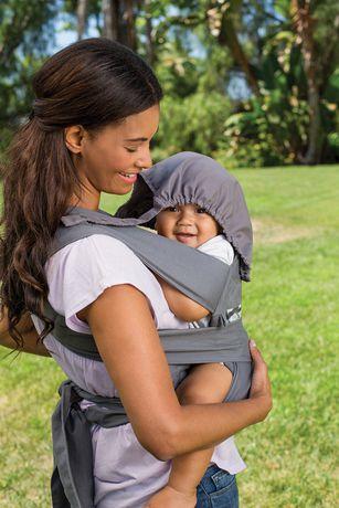 Infantino Sash Ikat Chevron Wrap Tie Mei Tai Baby Carrier
