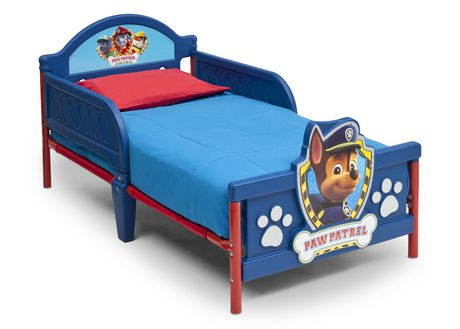 Paw Patrol 3d Toddler Bed Walmart Canada