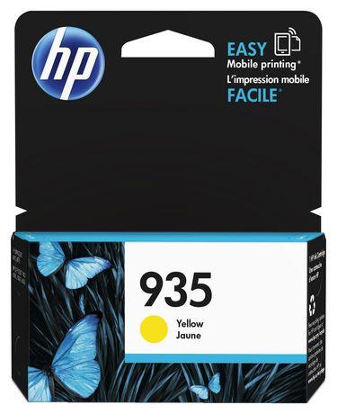 HP 935 Cartouche d'encre jaune d'origine (C2P22AN) - image 1 de 6
