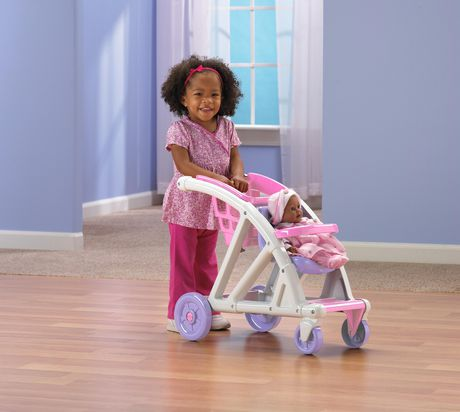 American Plastic Toys Shop with Me Stroller - image 3 of 3