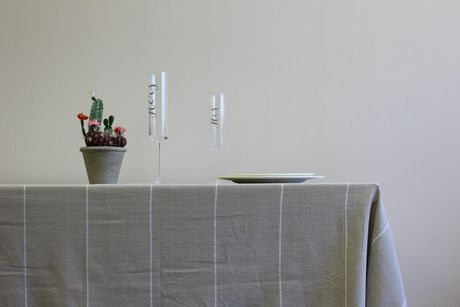 Fouta Table Cloth - image 1 of 3