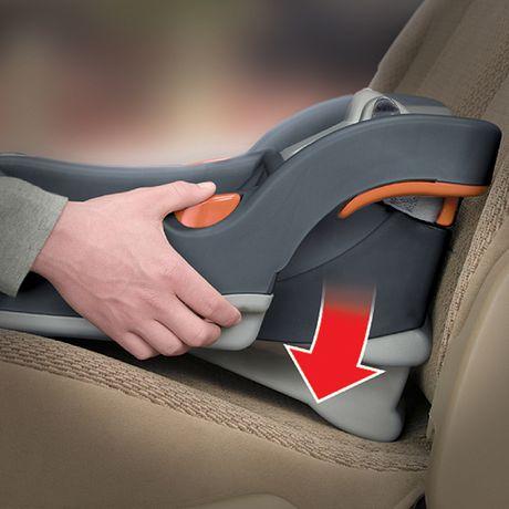 Base pour siège d'auto pour bébé KeyFit de Chicco - Noir - image 4 de 5