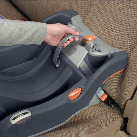 Base pour siège d'auto pour bébé KeyFit de Chicco - Noir - image 3 de 5