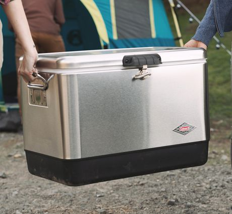 Coleman 54 Quart Steel Belted Cooler - image 2 of 4