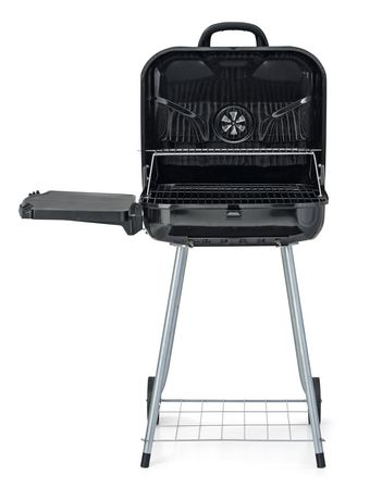 "Backyard Charcoal Grill backyard grill 22"" square charcoal grill 