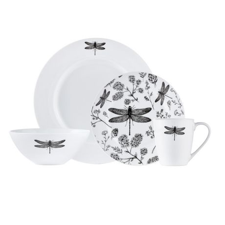 Dragonfly 16PC Dinnerset - image 1 of 5