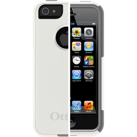 iphone 5s walmart otterbox commuter series for iphone 5 5s grey white 11268