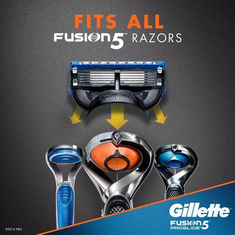Gillette Fusion5 ProGlide Men's Razor Blades - image 3 of 8