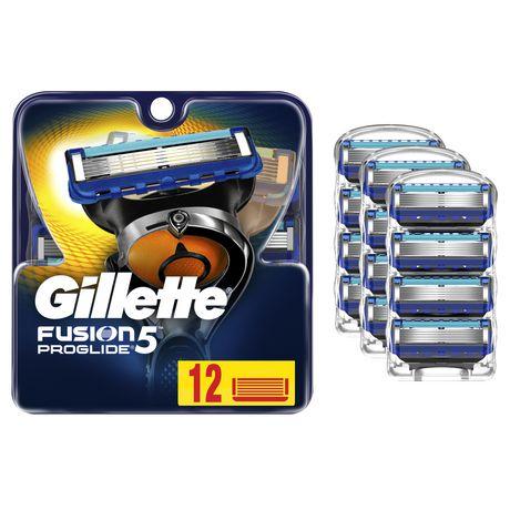 Gillette Fusion5 ProGlide Men's Razor Blades - image 4 of 8