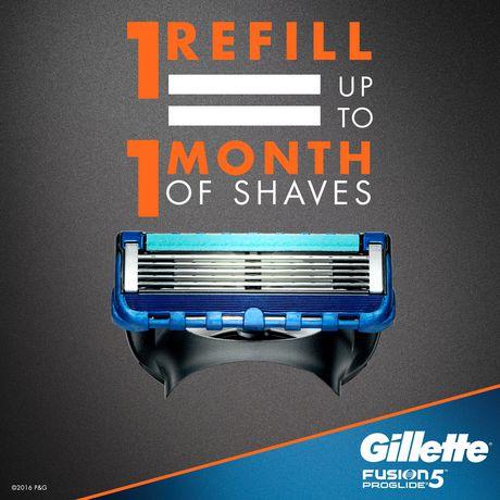 Gillette Fusion5 ProGlide Men's Razor Blades - image 5 of 8
