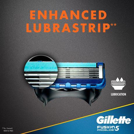 Gillette Fusion5 ProGlide Men's Razor Blades - image 6 of 8