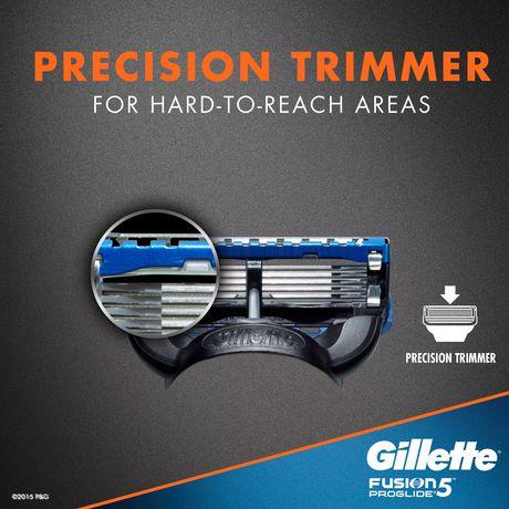 Gillette Fusion5 ProGlide Men's Razor Blades - image 7 of 8