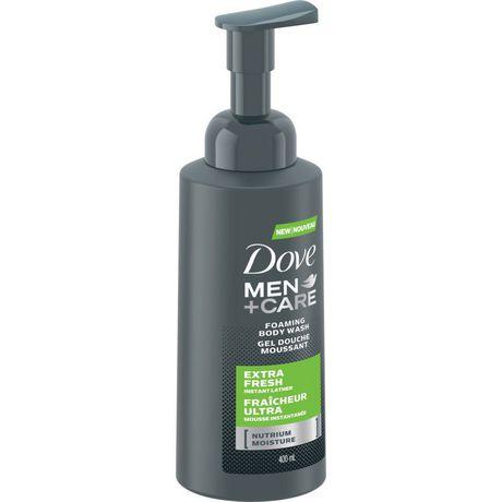 Dove Men+Care  Extra Fresh Foaming Body Wash 400 ML - image 5 of 6