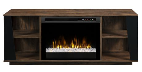 Dimplex Arlo Media Console Electric Fireplace Walmart Canada