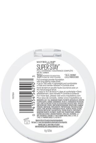 Maybelline New York Super Stay®   Powder  Coconut, 9 g - image 3 of 4