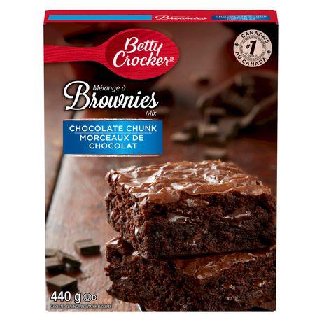 Mélange de brownie avec corceaux de chocolat de Betty CrockerMC - image 8 de 11