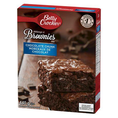 Mélange de brownie avec corceaux de chocolat de Betty CrockerMC - image 9 de 11