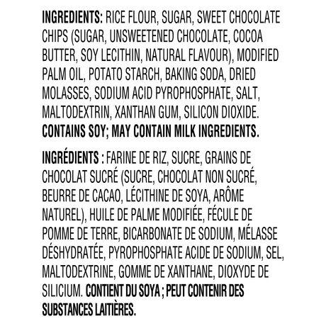 Mélange à biscuits aux grains de chocolat sans gluten de Betty Crocker - image 4 de 6