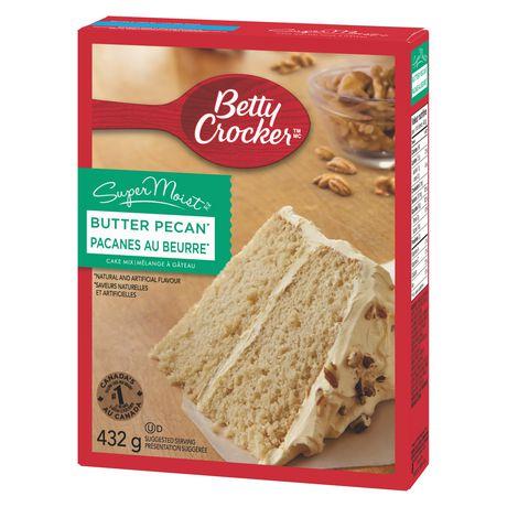 Mélange à Gâteau SuperMoist Pacanes au beurre de Betty Crocker - image 7 de 8