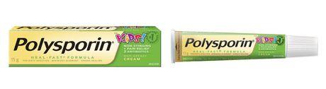 Polysporin for Kids Antibiotic Cream, 15g - image 1 of 5