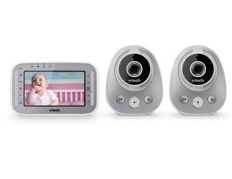 21bac105bcabb VTech VM342-2 Wide Angle And Standard Lens Camera Video Monitor - image 1  of ...