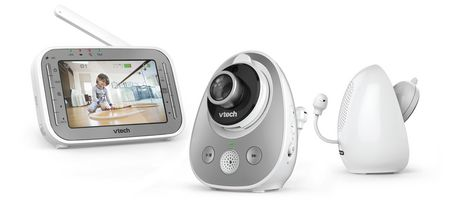 76470722486b8 VTech VM342-2 Wide Angle And Standard Lens Camera Video Monitor - image 3  of ...