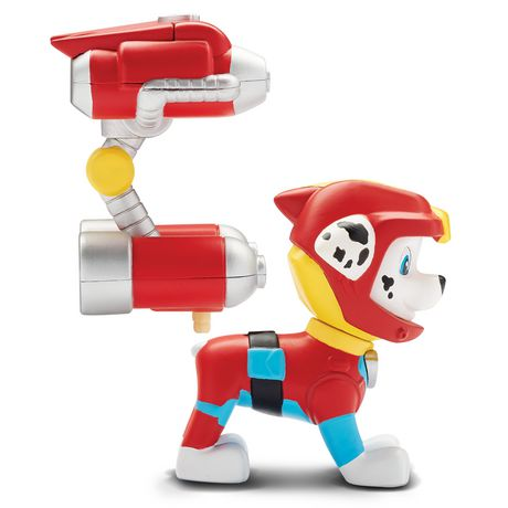 PAW Patrol Sea Patrol – Light up Marshall with Pup Pack And Mission Card - image 4 of 4