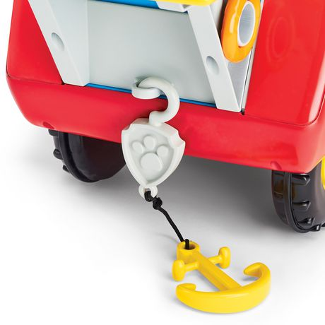 PAW Patrol Sea Patrol – Sea Patroller Transforming Vehicle with Lights And Sounds - image 6 of 9
