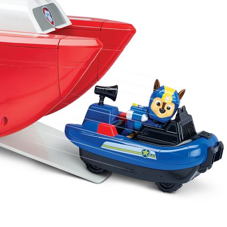 PAW Patrol Sea Patrol – Sea Patroller Transforming Vehicle with Lights And Sounds - image 8 of 9
