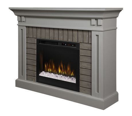 Dimplex Madison Electric Fireplace Mantel Walmart Canada
