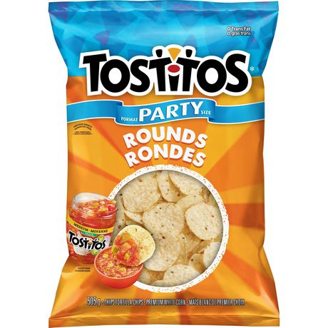 Tostitos Bite Size Rounds Tortilla Chips - image 1 of 6