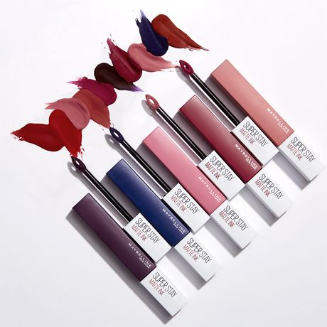 Maybelline New York Super Stay®  Matte Ink City Edition Lipstick - image 8 of 8