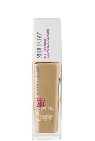 Maybelline New York Super Stay®   Fond de Teint  Caramel Doré, 1 fl. Oz. - image 2 de 2