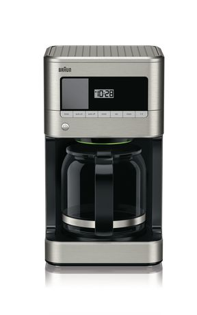Braun KF7070 - BrewSense Drip Coffee Maker - 12 Cup