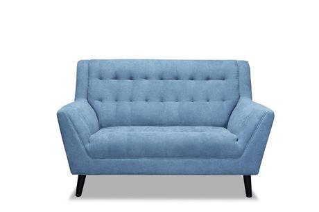 Topline Home Furnishings 3pc Blue Sofa Set - image 3 of 4