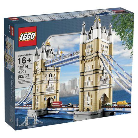 Lego Md Creator Expert Le Pont De Londres 10214