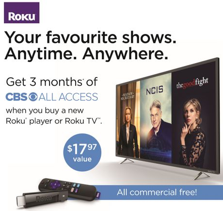 Roku Ultra Streaming Media Player with Remote - image 1 of 3