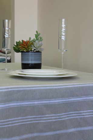 Fouta Table Cloth - image 2 of 3