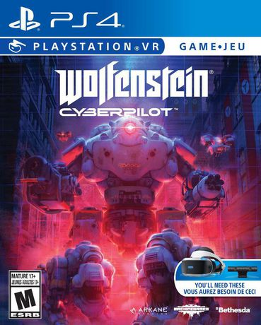 WOLFENSTEIN:CYBERPILOT (PS4) - image 1 of 6