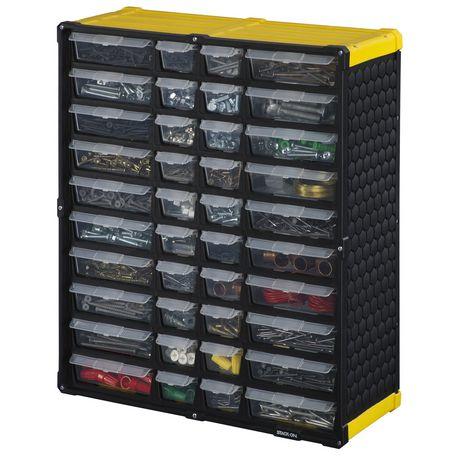 Stack-On 40 Drawer Storage Cabinet | Walmart Canada