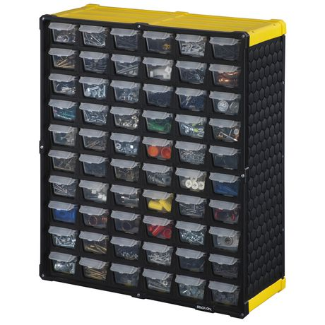 Stack On 60 Drawer Storage Cabinet Walmart Canada