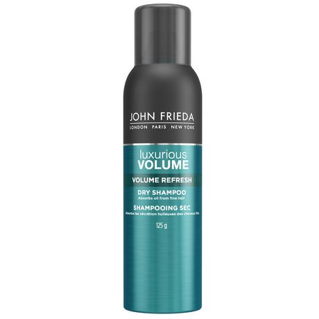 john frieda luxurious volume volume refresh dry shampoo walmart canada. Black Bedroom Furniture Sets. Home Design Ideas