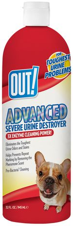 OUT! Advanced Severe Urine Remover - image 1 of 2