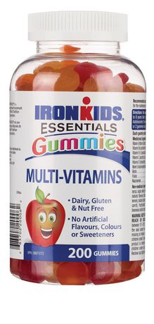 Ironkids Gummies Multivitamin - 200 Gummies - image 1 of 1