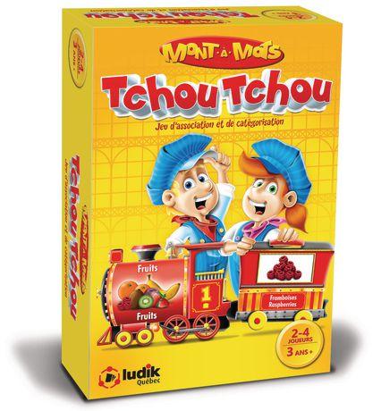 Jeu Tchoutchou Mont-à-mots - image 1 de 2