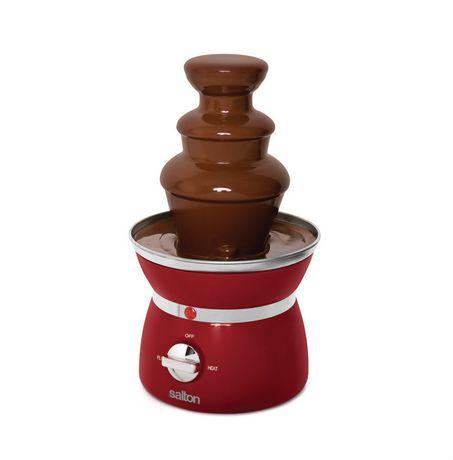 Salton Chocolate Fountain SP1499 - image 2 of 2