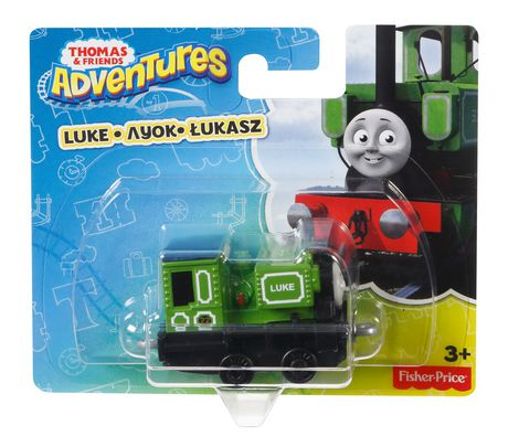 thomas and friends fisher price thomas friends adventures luke