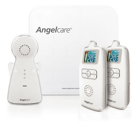 angelcare ac403 2p baby movement sound monitor walmart canada. Black Bedroom Furniture Sets. Home Design Ideas
