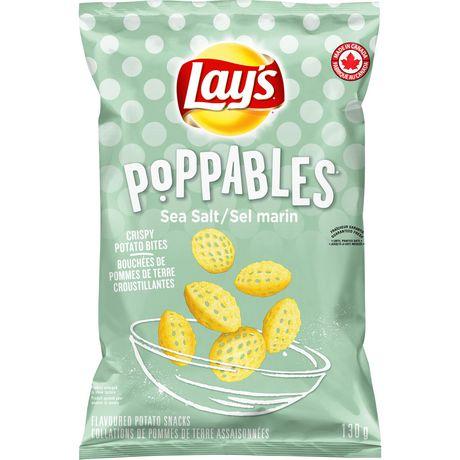 Lay's Poppables Sea Salt Potato Snacks - image 4 of 4