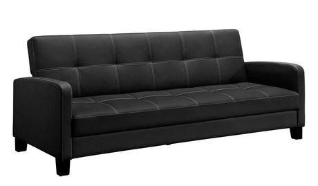 DHP Delaney Sofa Sleeper, Black - DHP Delaney Sofa Sleeper, Black Walmart.ca - Sofa Sleeper Walmart Cymun Designs